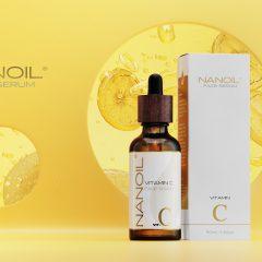 siero viso alla vitamina c raccomandato Nanoil