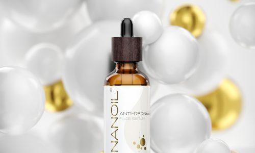 miglior siero anti-rossore viso Nanoil